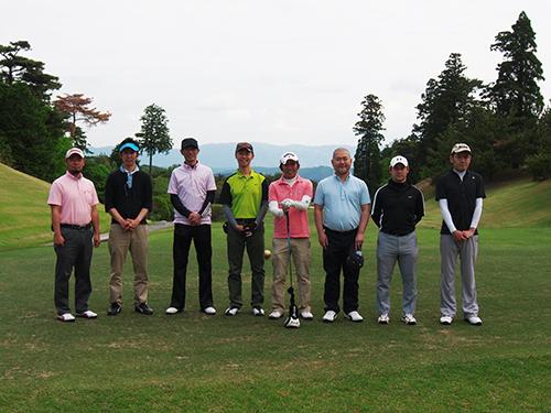 活動報告:第7回JLPエンジョイ・ゴルフ オープンコンペ