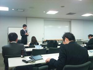 参加レポート:2012/12/01 第120回JLP定例会 1