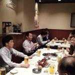 参加レポート:2012/10/06 第118回懇親会