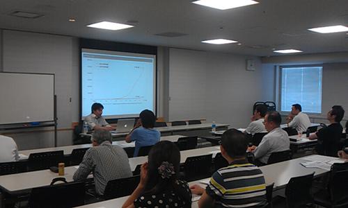 参加レポート:2013/8/3 第128回JLP定例会