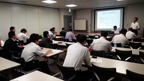 参加レポート:2013/8/22 【会員限定】JLP分科会